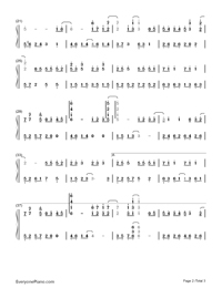 How Have You Been-Life List ED-Numbered-Musical-Notation-Preview-2
