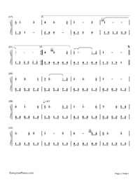 I Love Her-Bandari-Numbered-Musical-Notation-Preview-2