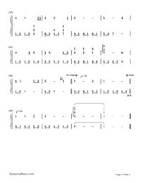 I Love Her-Bandari-Numbered-Musical-Notation-Preview-3