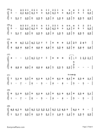 Never Grow Up-Taylor Swift-Numbered-Musical-Notation-Preview-2