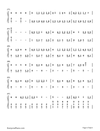 Never Grow Up-Taylor Swift-Numbered-Musical-Notation-Preview-4