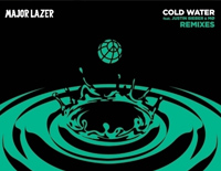 Cold Water-Major Lazer (feat. Justin Bieber, MØ)