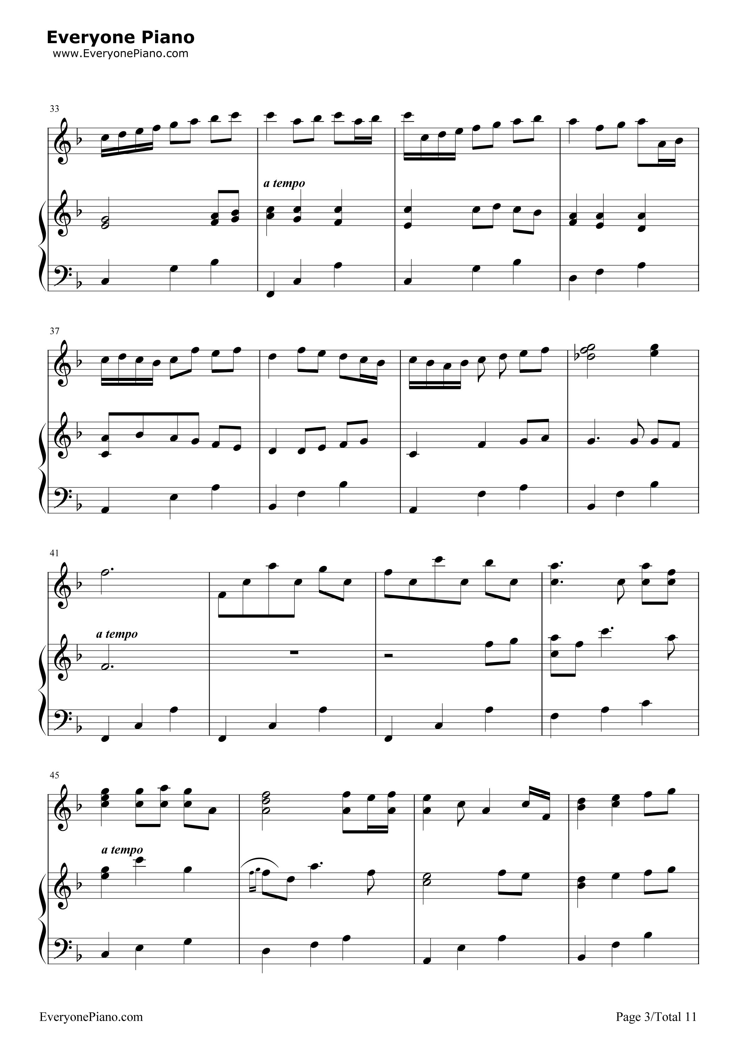 spirited away piano sheet music pdf