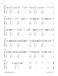 Too Good-Drake,Rihanna-Numbered-Musical-Notation-Preview-4
