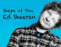 Shape of You-Ed Sheeran