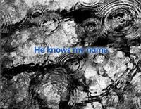 He Knows My Name-Yiruma