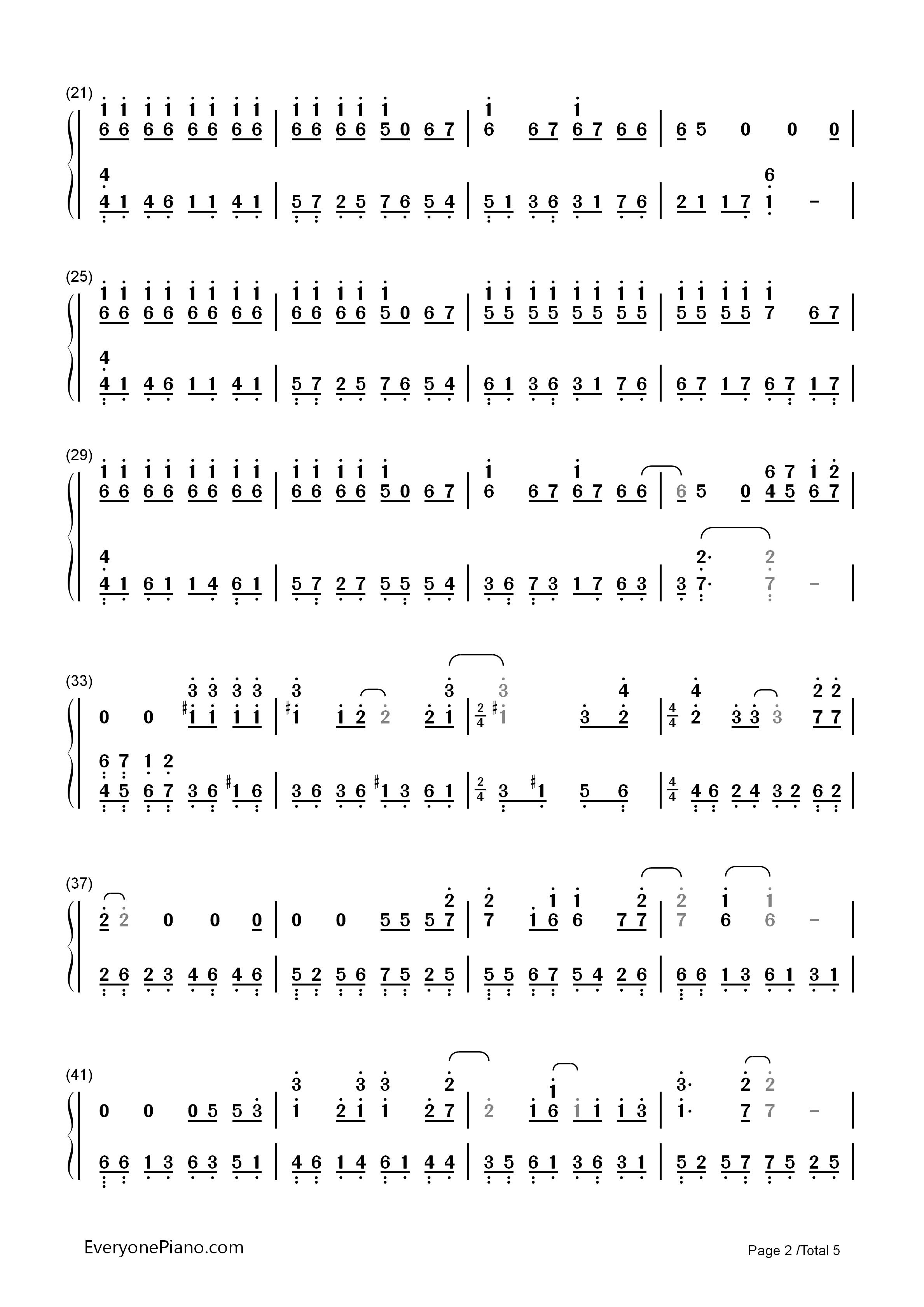 jay chou piano sheet music pdf