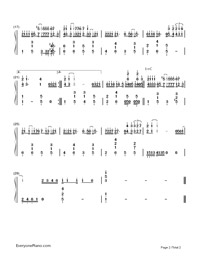 You Want Nothing After All-A-mei-Numbered-Musical-Notation-Preview-2