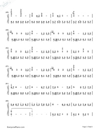 Star Sky-Two Steps from Hell-Numbered-Musical-Notation-Preview-3