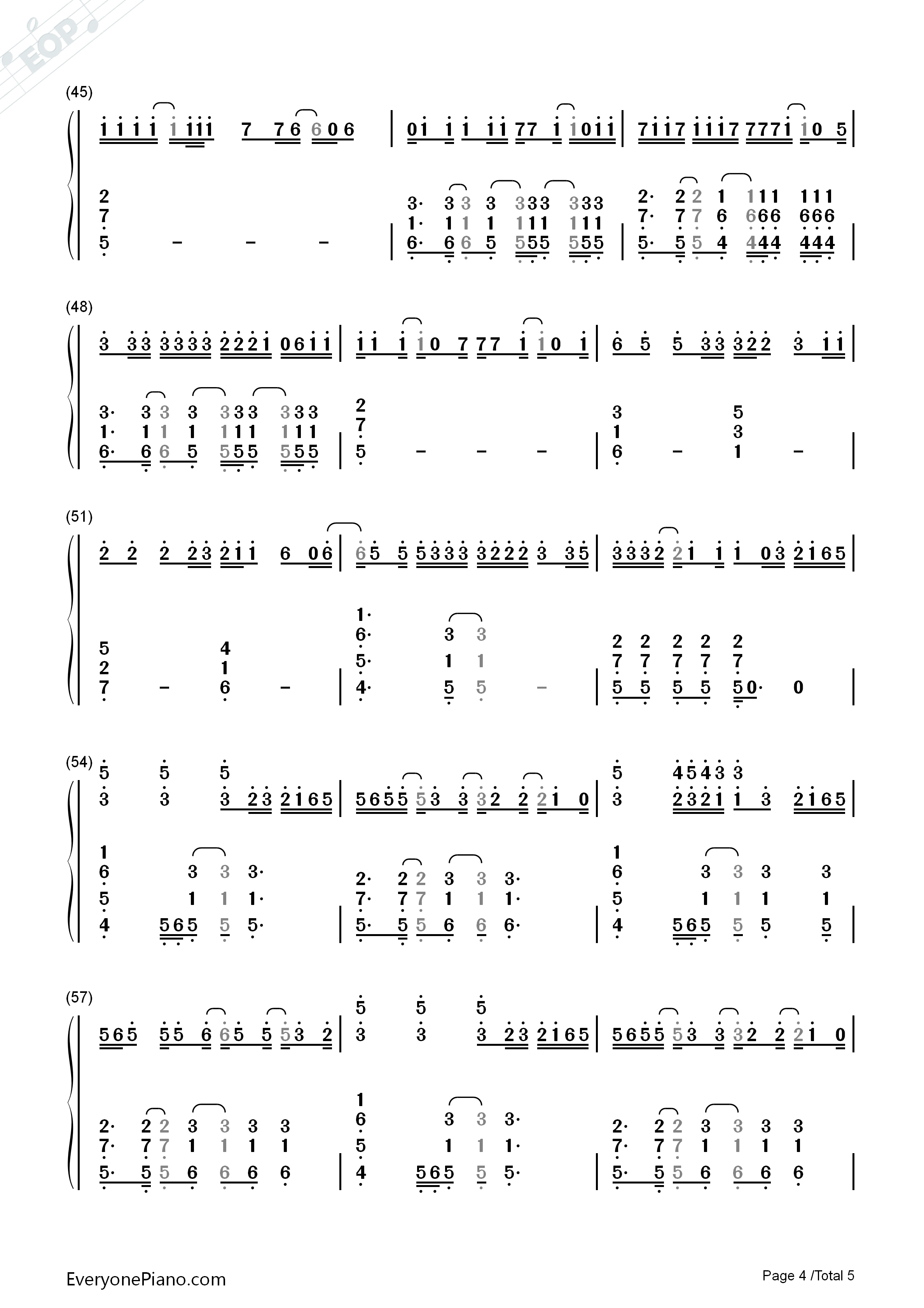 Galway girl ed sheeran numbered musical notation preview 4 free listen now print sheet galway girl ed sheeran numbered musical notation preview 4 hexwebz Images