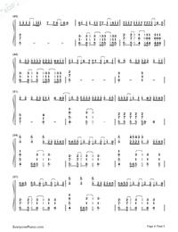 Galway Girl-Ed Sheeran Free Piano Sheet Music & Piano Chords