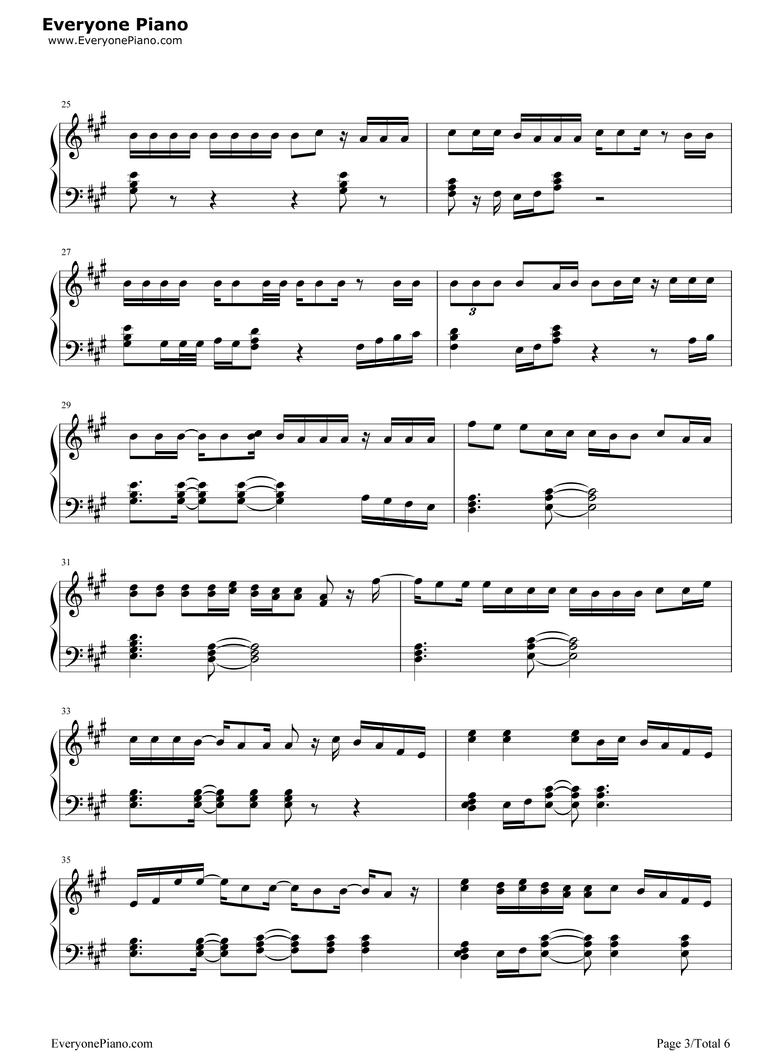 Galway girl ed sheeran stave preview 3 free piano sheet music listen now print sheet galway girl ed sheeran stave preview 3 hexwebz Images