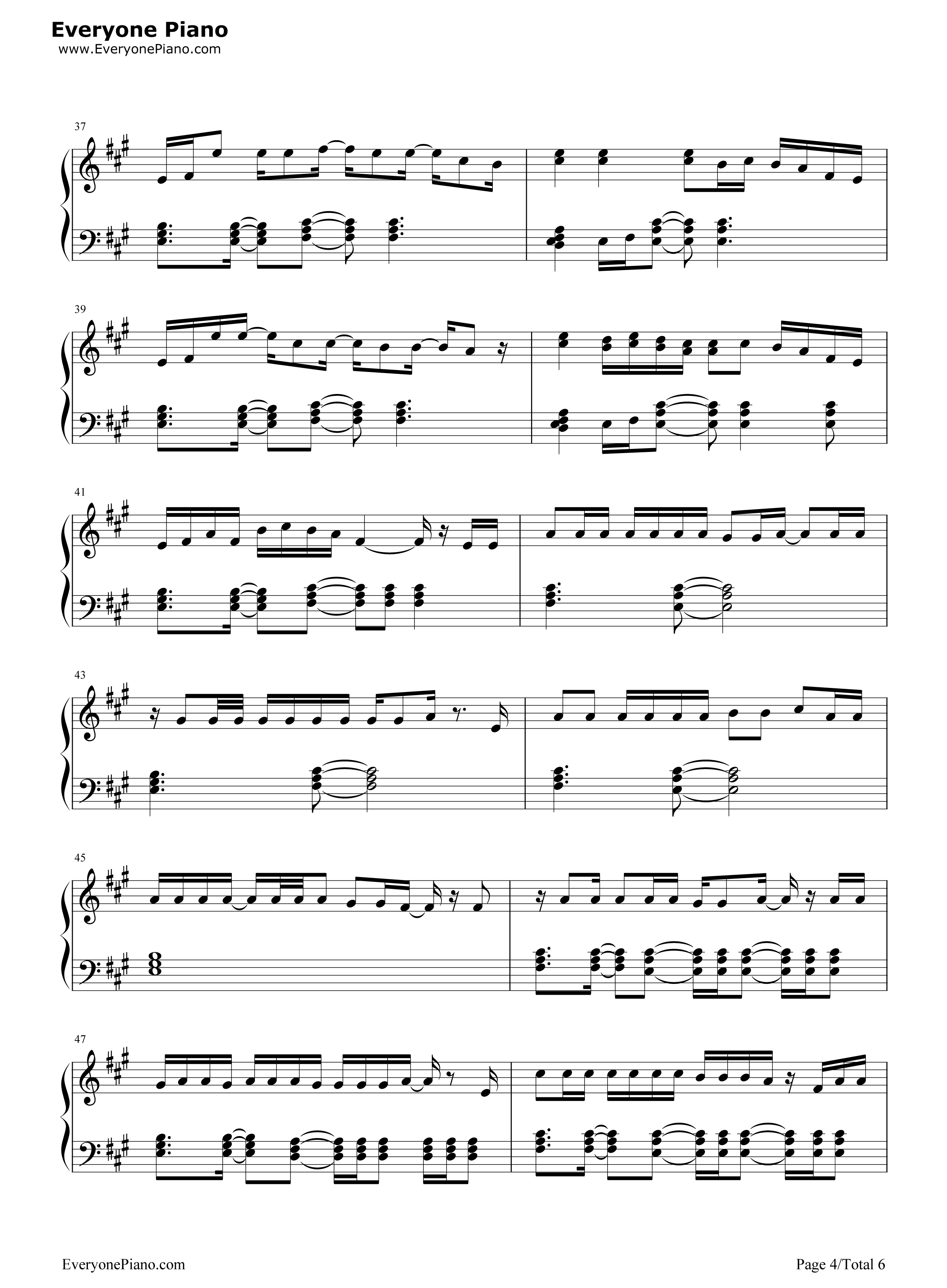 Galway girl ed sheeran stave preview 4 free piano sheet music listen now print sheet galway girl ed sheeran stave preview 4 hexwebz Images