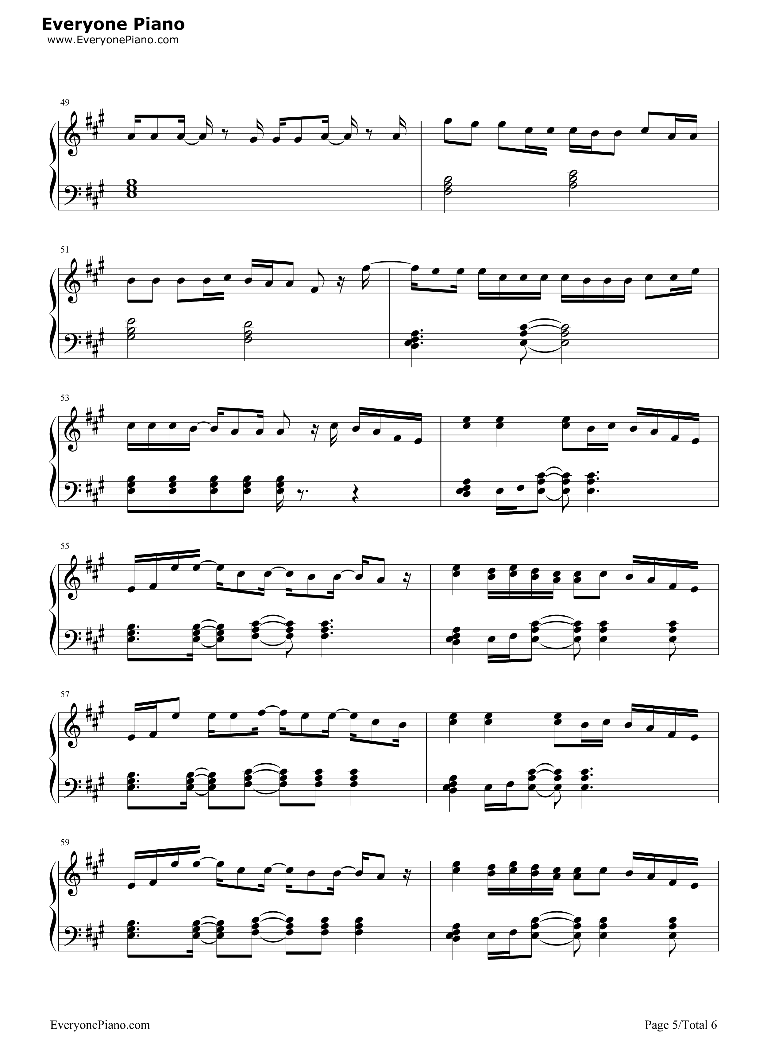 Galway girl ed sheeran stave preview 5 free piano sheet music listen now print sheet galway girl ed sheeran stave preview 5 hexwebz Images