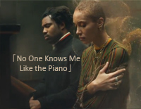 No One Knows Me Like the Piano-Sampha