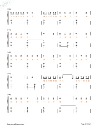 Animal World-Numbered-Musical-Notation-Preview-6