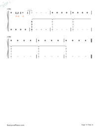 Stars-Fighter of the Destiny OP-Numbered-Musical-Notation-Preview-10