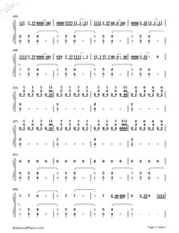 Ignite-Alan Walker Free Piano Sheet Music & Piano Chords