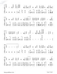 faith no more rv piano sheet pdf