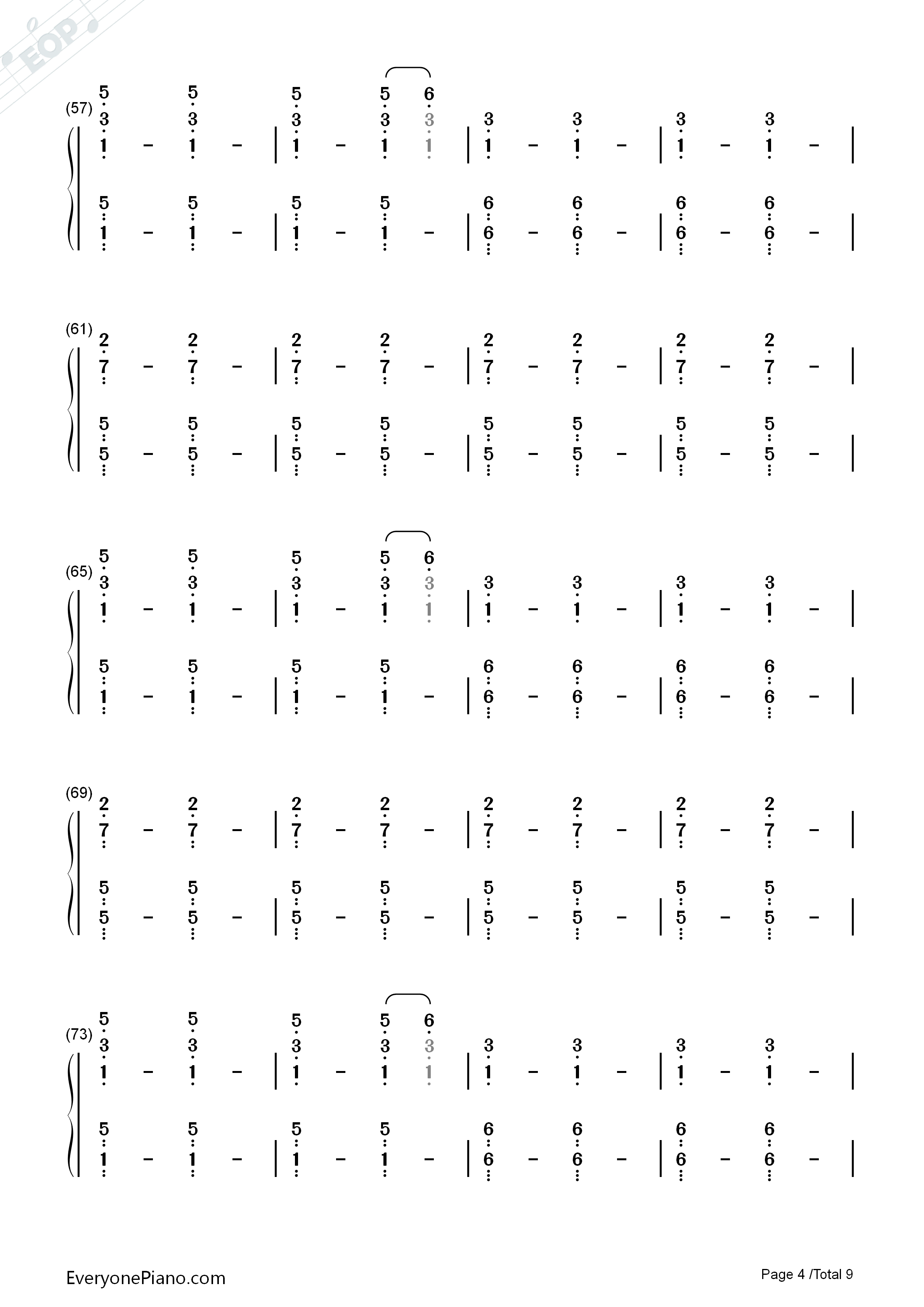 sign of the times piano sheet music free pdf