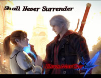 Shall Never Surrender-Devil May Cry 4