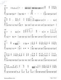 misty piano sheet music pdf