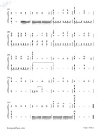Oogway Ascends-Kung Fu Panda-Numbered-Musical-Notation-Preview-2
