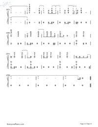 Witness-Katy Perry-Numbered-Musical-Notation-Preview-10