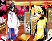 Sincerely ~Ever Dream~-Hikaru no Go