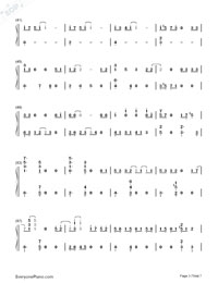 Baby, Don't Cry-EXO-Numbered-Musical-Notation-Preview-3