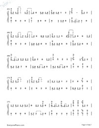 Baby, Don't Cry-EXO-Numbered-Musical-Notation-Preview-4
