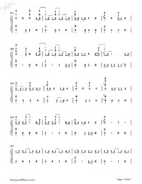 Baby, Don't Cry-EXO-Numbered-Musical-Notation-Preview-5