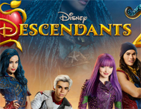 Chillin' Like a Villain-Descendants 2