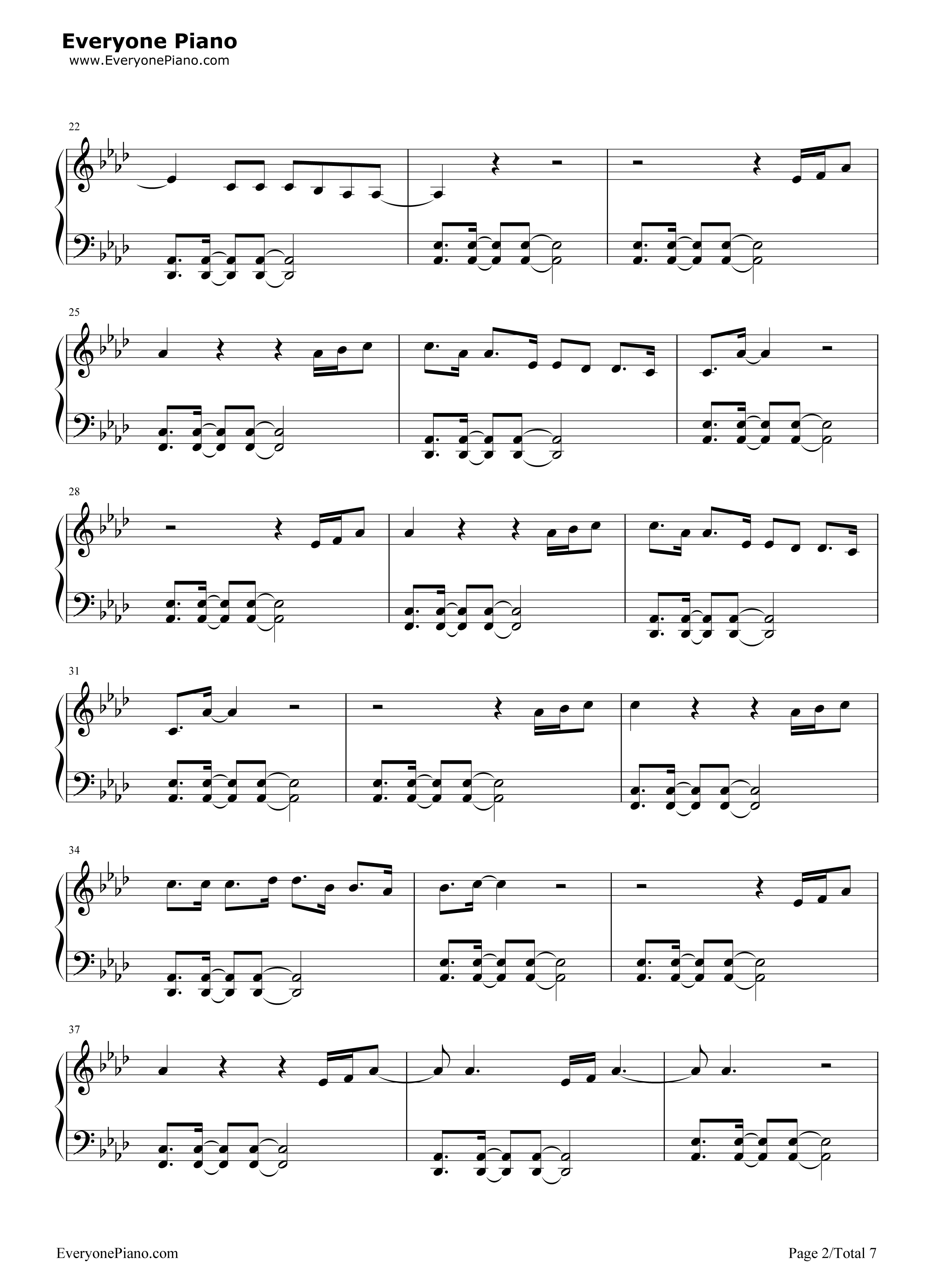 What about us pnk stave preview 2 free piano sheet music piano listen now print sheet what about us pnk stave preview 2 hexwebz Gallery