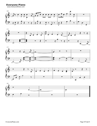 Skrt On Me-Calvin Harris ft Nicki Minaj五線譜預覽8