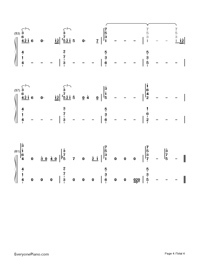 Location-Khalid Numbered Musical Notation Preview 4