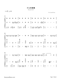 Beautiful-Numbered-Musical-Notation-Preview-1