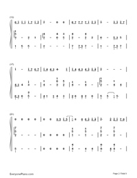Beautiful-Numbered-Musical-Notation-Preview-2
