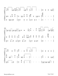 Beautiful-Numbered-Musical-Notation-Preview-8