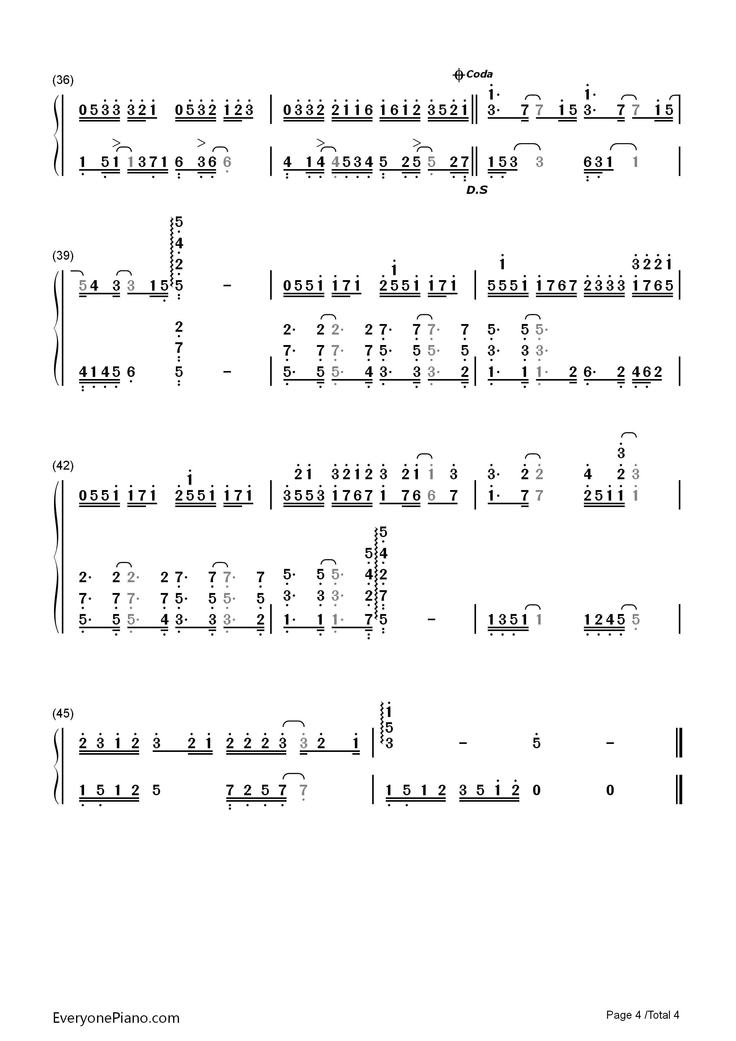 Rooftops chords piano print and download new avengers avengers listen now print sheet rooftop jay chou numbered musical notation preview 4 sc 1 st everyone piano hexwebz Choice Image