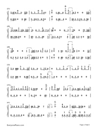 What U Do-EXO-Numbered-Musical-Notation-Preview-2