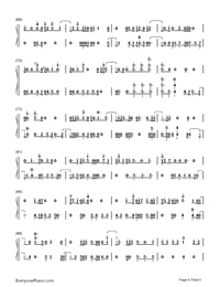 What U Do-EXO-Numbered-Musical-Notation-Preview-4