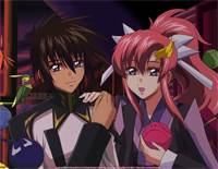 Reason-Mobile Suit Gundam SEED Destiny ED