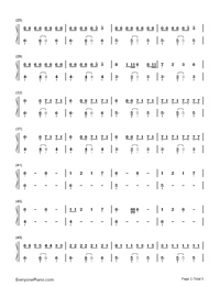 Look What You Made Me Do-Taylor Swift-Numbered-Musical-Notation-Preview-2