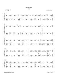 Promise-EXO-Numbered-Musical-Notation-Preview-1
