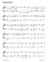 Havana-Camila Cabello五線譜預覽9