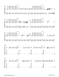 Too Good at Goodbyes-Sam Smith-Numbered-Musical-Notation-Preview-4