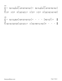 LOVE-Hebe Tien-Numbered-Musical-Notation-Preview-2