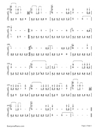 So Long My Friend-Yanni-Numbered-Musical-Notation-Preview-2