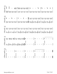 Between Worlds-Roger Subirana-Numbered-Musical-Notation-Preview-3